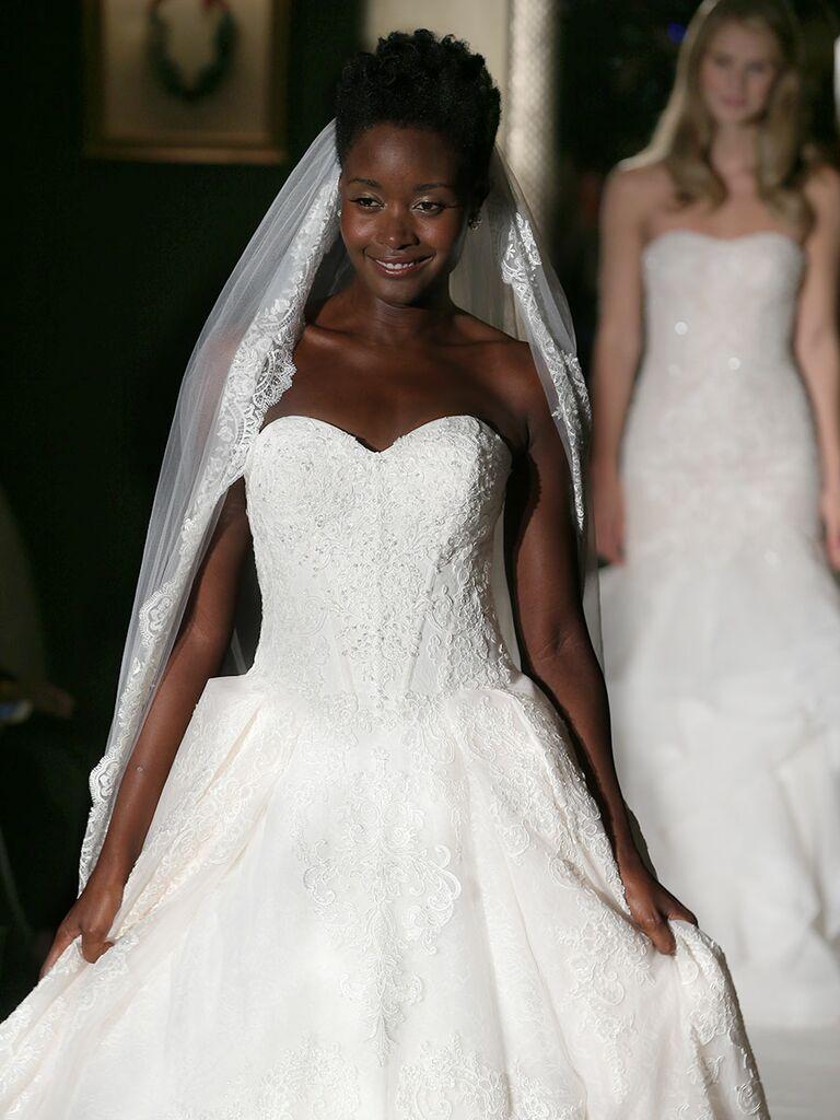 Oleg cassini fall 2017 collection bridal fashion week photos oleg cassini wedding dresses fall 2017 junglespirit Choice Image
