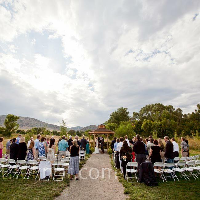 Denver Botanic Gardens At Chatfield Ceremony