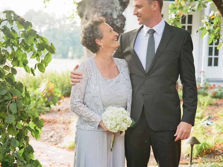 Mother Of The Groom: Finding Your Dress Q&A