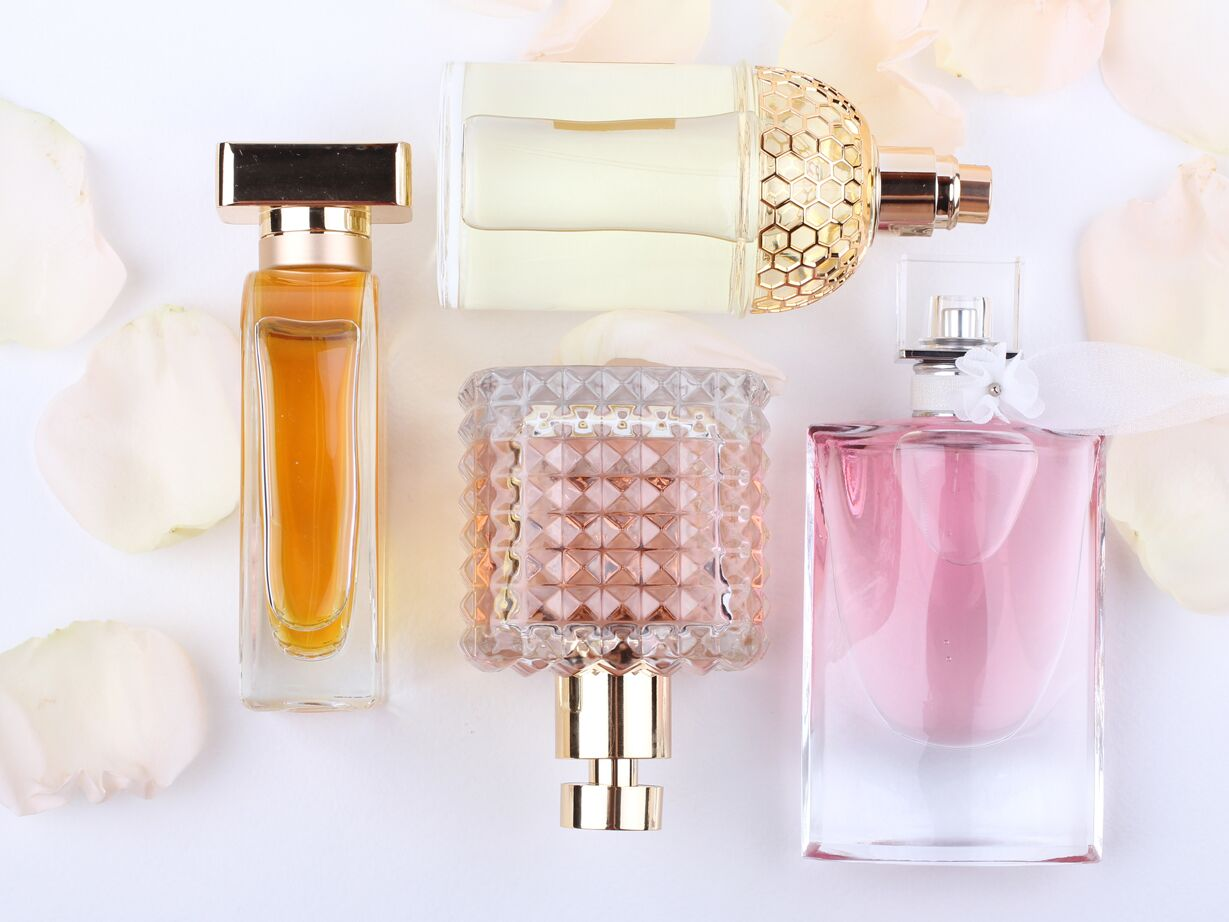 What Perfume Are You Wearing? 11 Brides Share Their Scents