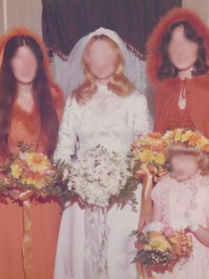 bad bridesmaid dresses bridesmaid dresses theknotcom