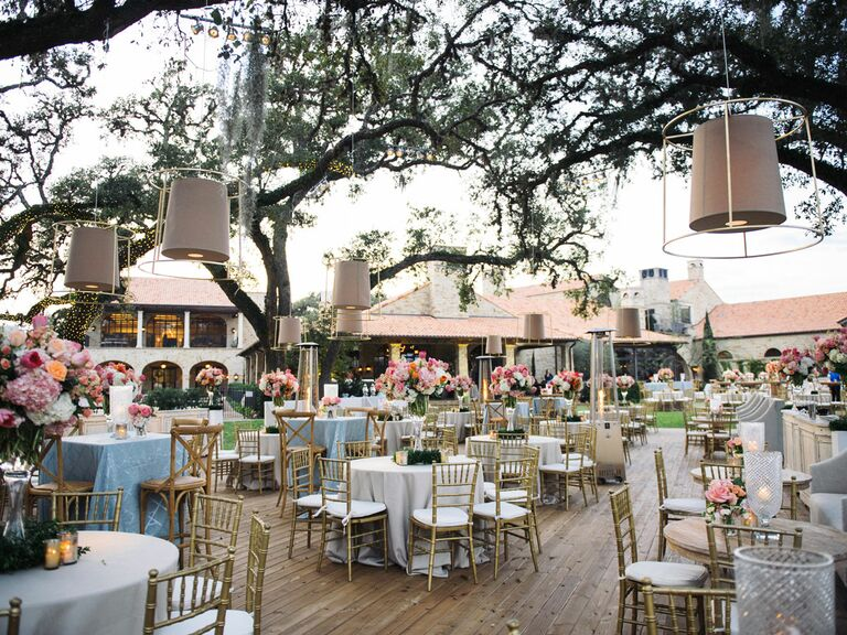 Top Wedding Trends In Texas Venue Houston Oaks Country Club