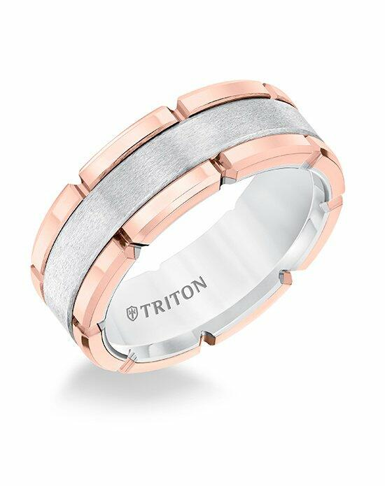 Triton 11-5252RHC-G Wedding Ring photo