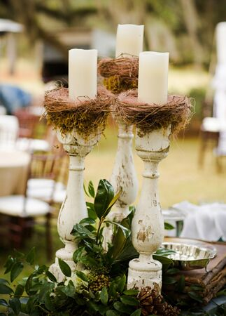 10 Pretty Centerpieces (Without A Flower In Sight!)