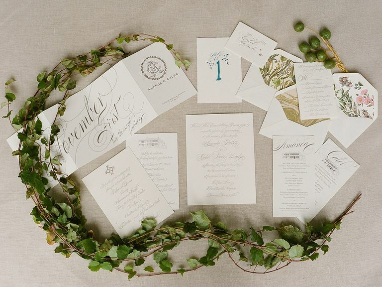 Wedding Invitation Verses Everything You Need To Know: When Should Wedding Invitations Be Ordered