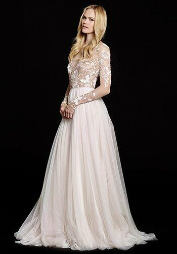Hayley Paige Remmington Style 6553 Wedding Dress The Knot