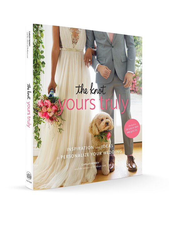 The Knot Yours Truly book