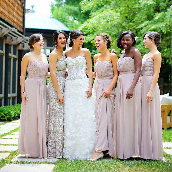 Indianapolis Bridesmaid Dresses - Overlay Wedding Dresses