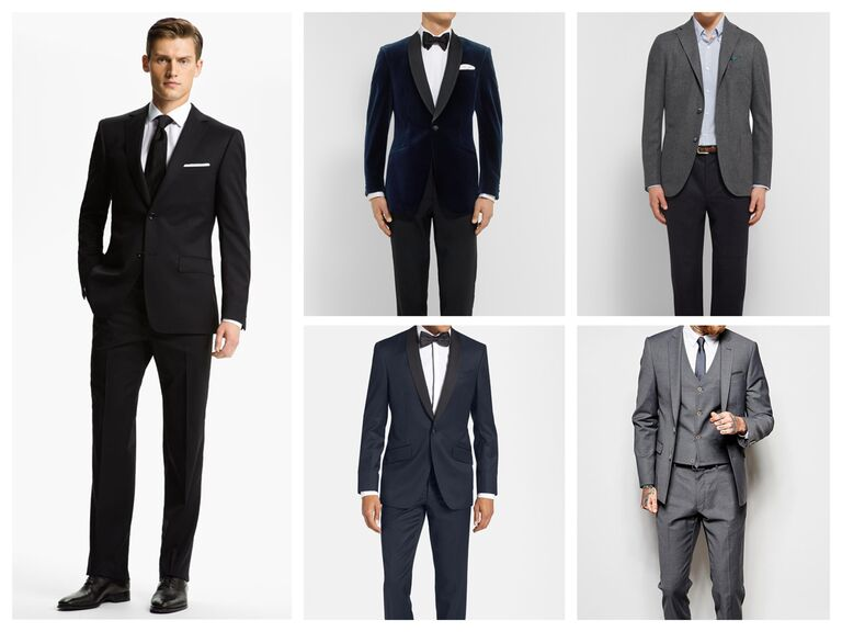 Mens Winter Wedding Guest Attire