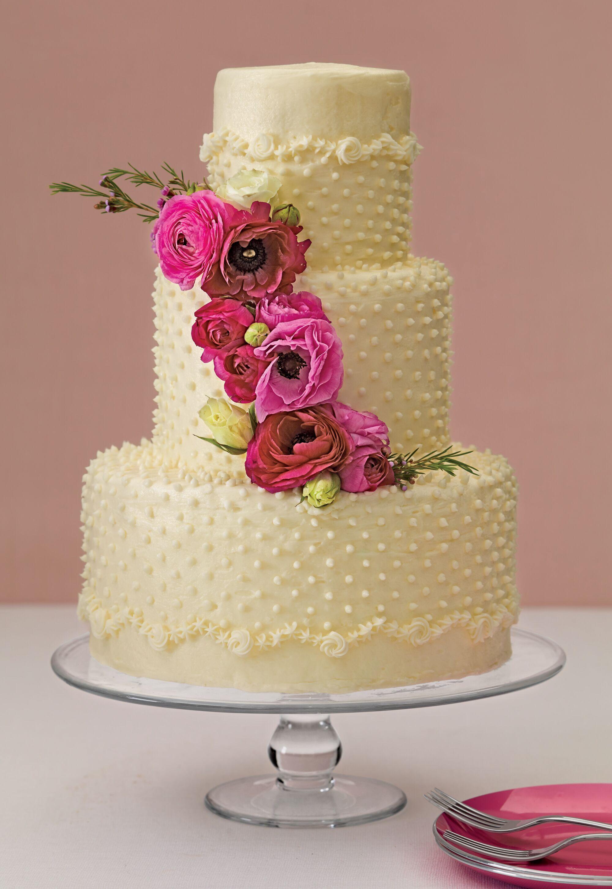 25 Prettiest Wedding Cakes Weve Ever Seen