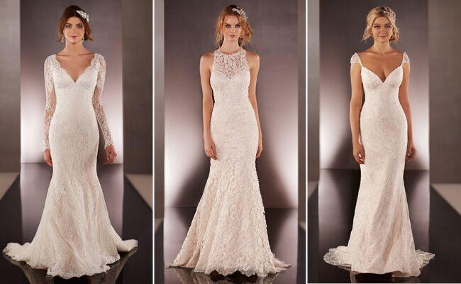 Essense of Australia Martina Liana Wedding Dresses Fall 2015