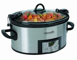 Crock-Pot wedding registry item