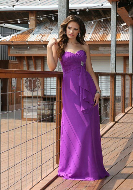 DaVinci Bridesmaids 60200 Bridesmaid Dress photo