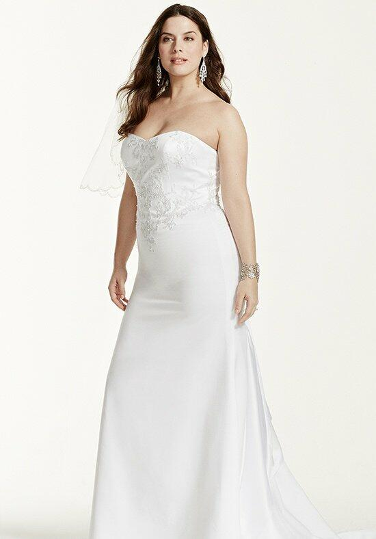 David's Bridal David's Bridal Woman Style 9WG3715 Wedding Dress photo