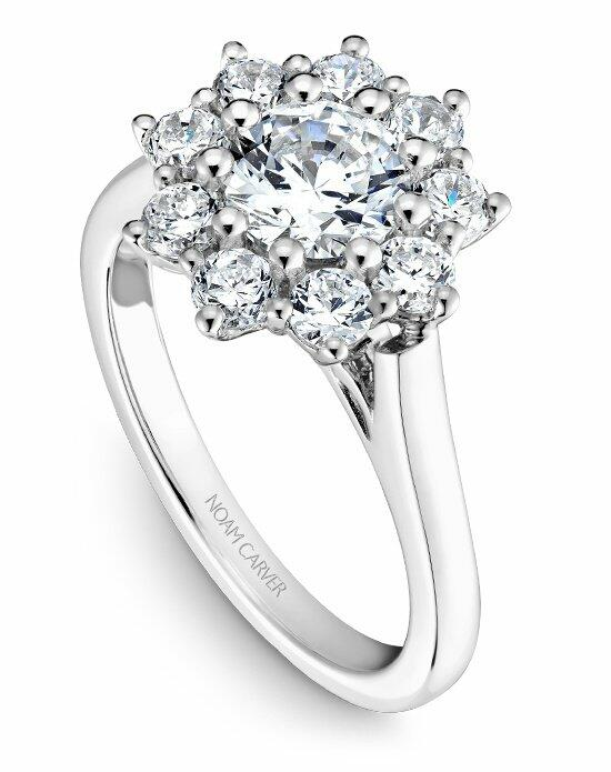 Noam Carver B090-01WS-100A Engagement Ring photo