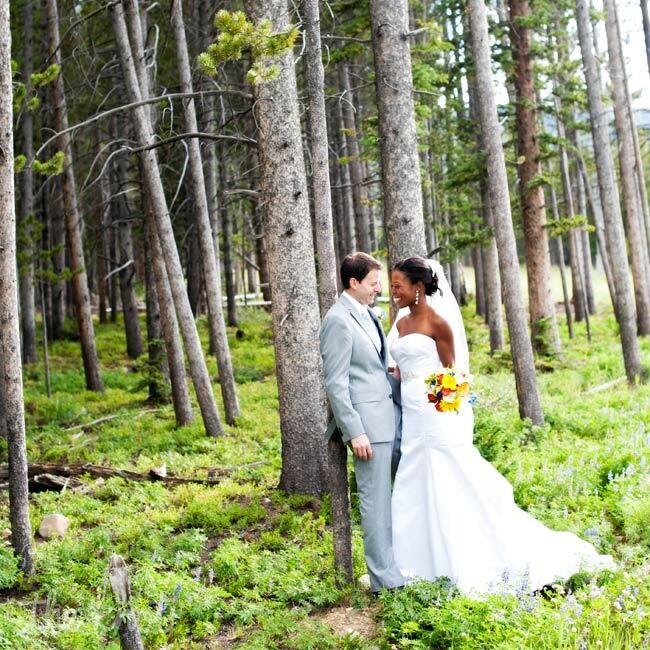 A Casual Mountain Wedding In Breckenridge, CO