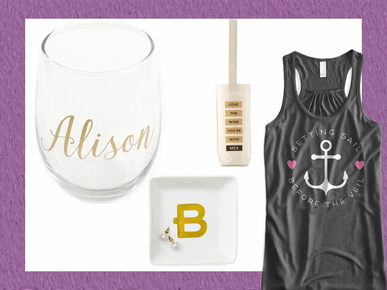 Wedding party gifts for women