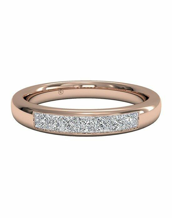 Ritani Women's Channel-Set Diamond Wedding Band in 18kt Rose Gold (0.25 CTW) Wedding Ring photo