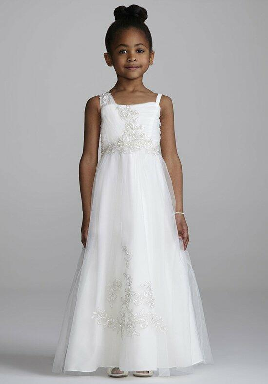 David's Bridal Juniors FG421 Flower Girl Dress photo