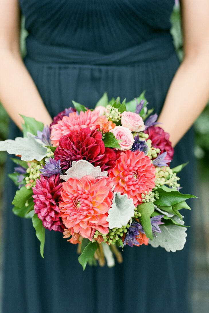 Pink Bouquet Wedding Blush