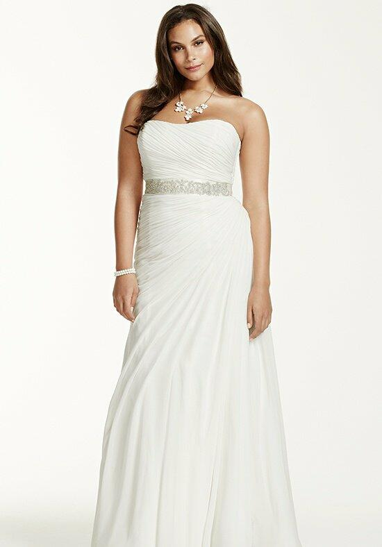 David's Bridal David's Bridal Woman Style 9V3540 Wedding Dress photo
