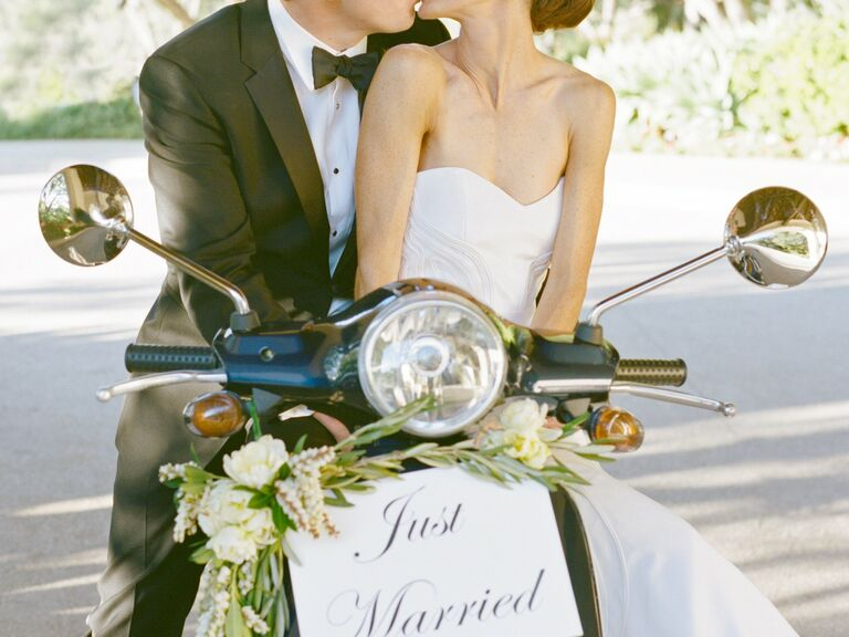 10 New Wedding Transportation Ideas