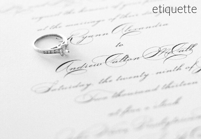 Etiquette Tips for Announcing You're Engaged Before A ...