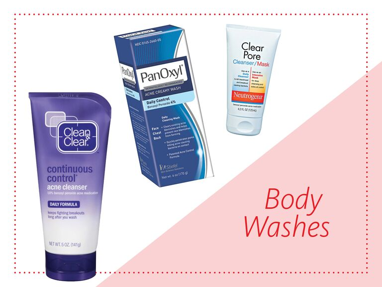 How to get rid of back acne back acne body washes ccuart Choice Image