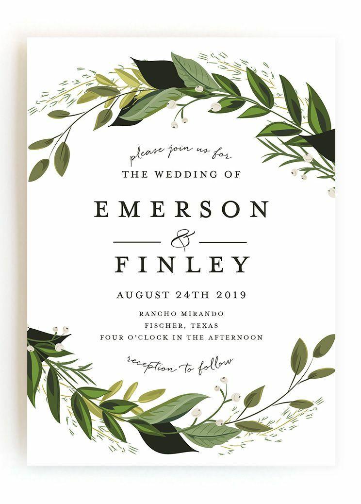 How you should word invitations wedding invitation wording samples wedding invitations from minted filmwisefo