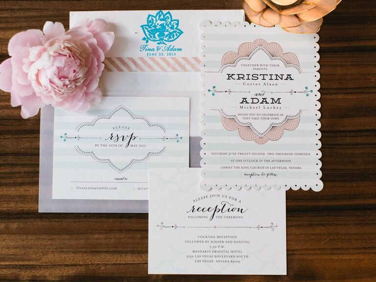 Wedding Invitations in Las Vegas
