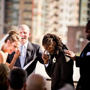 Black White And Silver Wedding Reception Decor