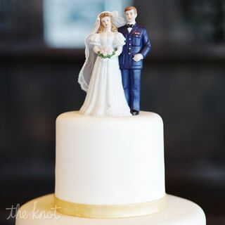 Real Military Wedding Cakes