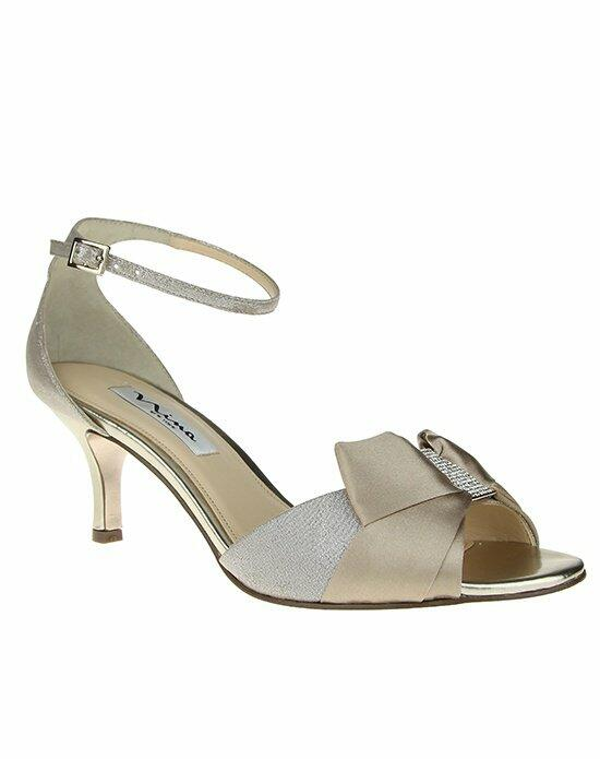 Nina Bridal CYPRIAN_TAUPE-CHAMPAGNE Wedding Shoes photo