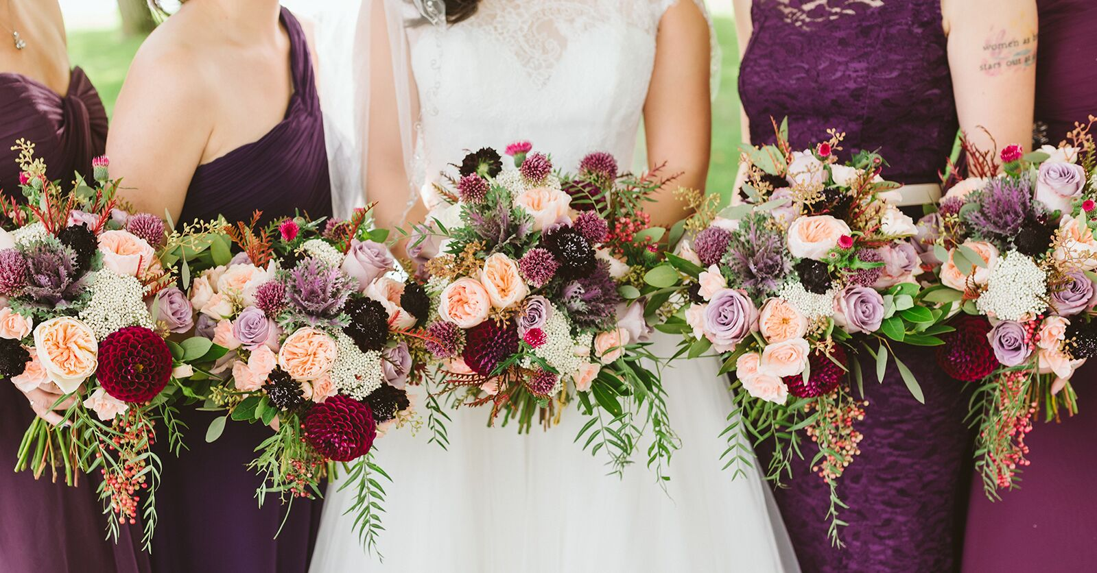 Our Official Guide to the Symbolic Meanings of Wedding Flowers