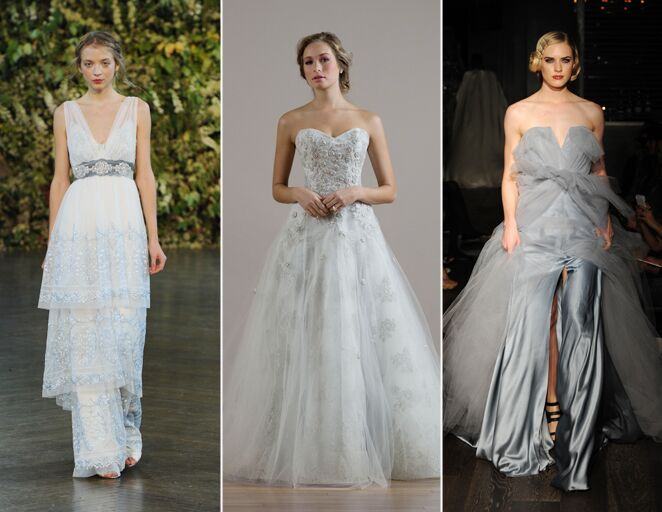 10 New Wedding Dress Trends for 2015