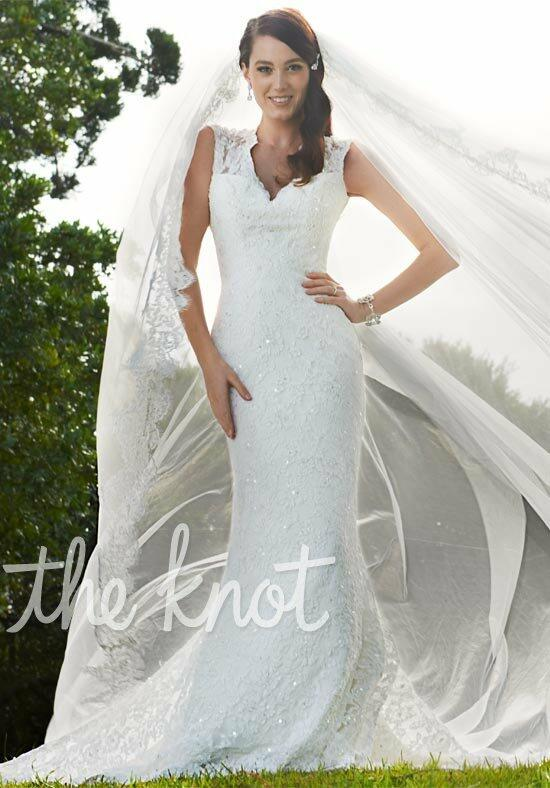 Sophia Tolli Y11310 Wedding Dress photo