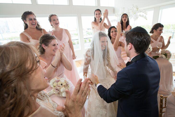 Jewish Wedding Reception At Maritime Parc