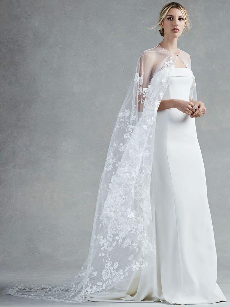 Oscar de la renta fall 2017 collection bridal fashion week photos oscar de la renta fall 2017 wedding dresses junglespirit Images