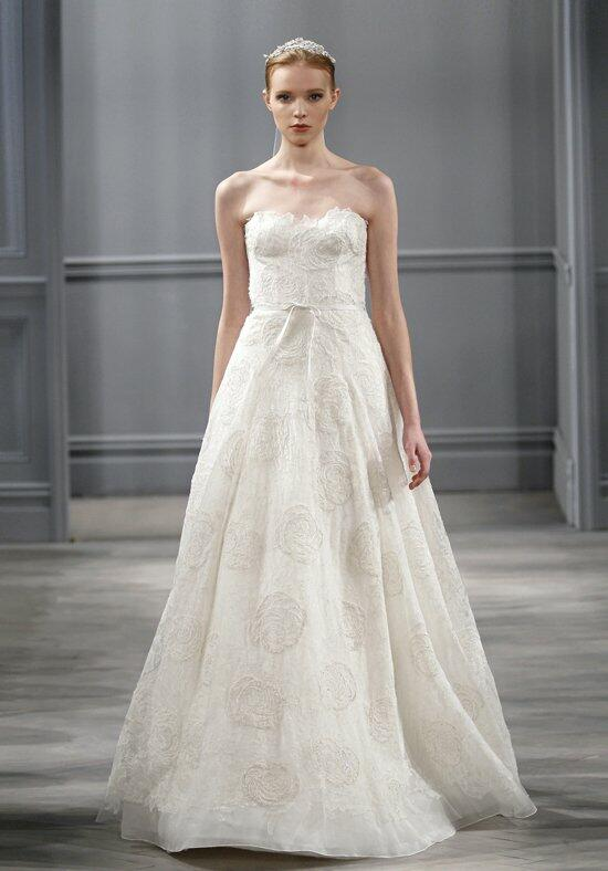 Monique Lhuillier Bloom Wedding Dress photo