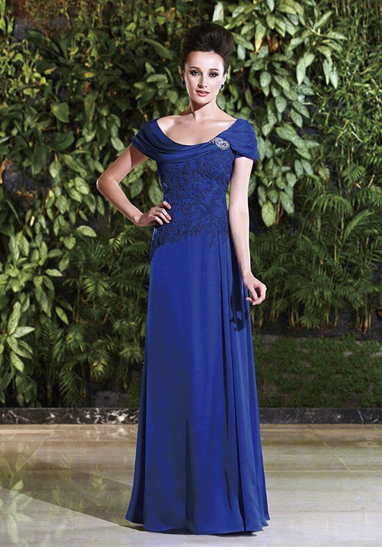 Jade Couture K168011 Mother Of The Bride Dress photo