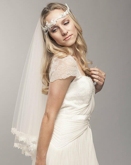 Laura Jayne Maeve Venise Lace Veil Wedding Veils photo