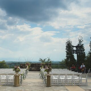 A Shabby Chic Wedding in Asheville