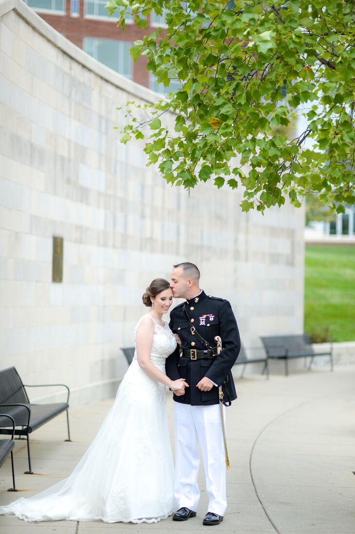 a traditional, military wedding at canal 337 in indianapolis, indiana Wedding Essentials Indiana Wedding Essentials Indiana #1 wedding essentials indiana