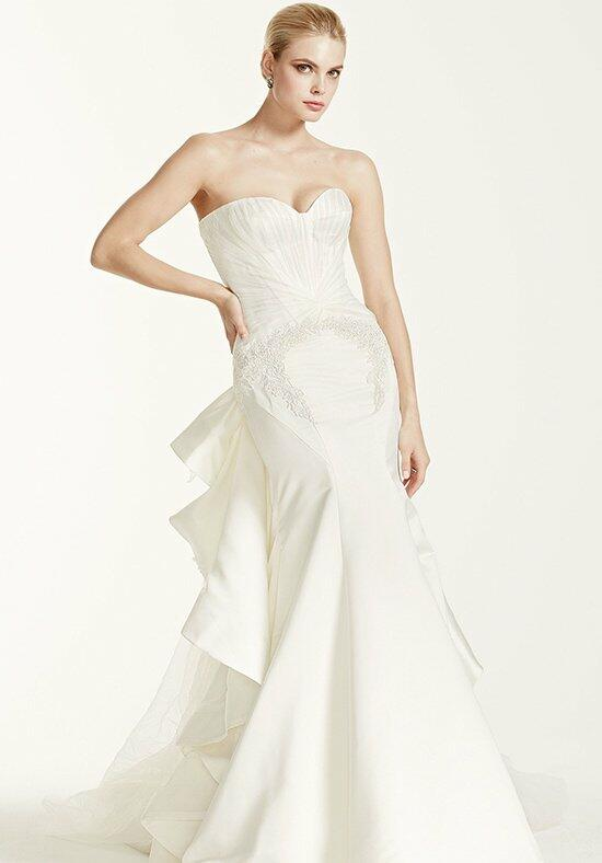 Truly Zac Posen at David's Bridal ZP345004 Wedding Dress photo