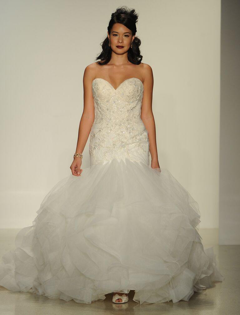 Matthew Christopher Fall Collection Wedding Dress Photos