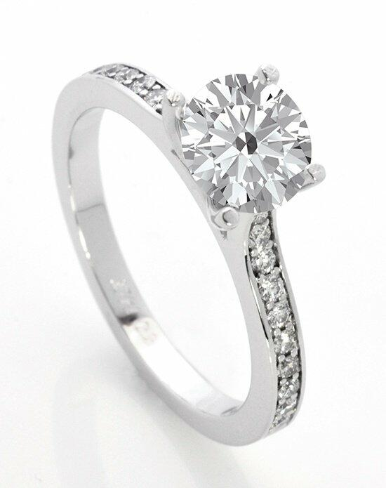 Timeless Designs R2172 Engagement Ring photo