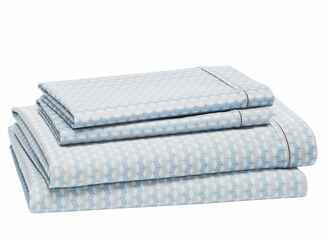 Cameron blue Oake sheets from Bloomingdales.com