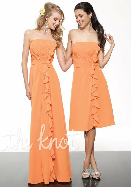 MOONLIGHT BRIDESMAIDS MT9237 & MT9236 Bridesmaid Dress photo