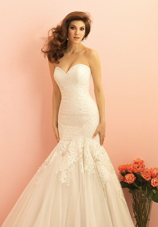 Allure Romance 2856 Wedding Dress photo