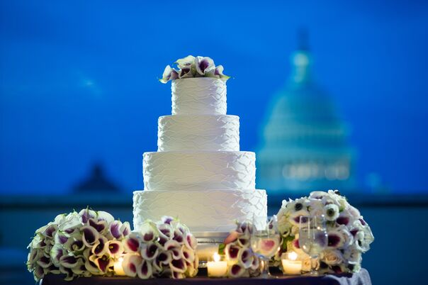 affordable wedding cakes dc wedding cakes desserts in washington dc the knot 10556
